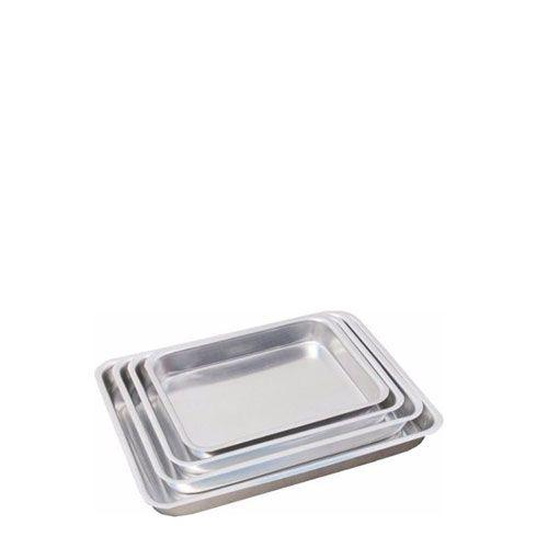 Conjunto de Formas Alumínio Baixa c/04 MEGA ALUMÍNIO