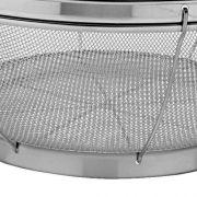Escorredor Multiuso em Inox 24cm - Mimo Style