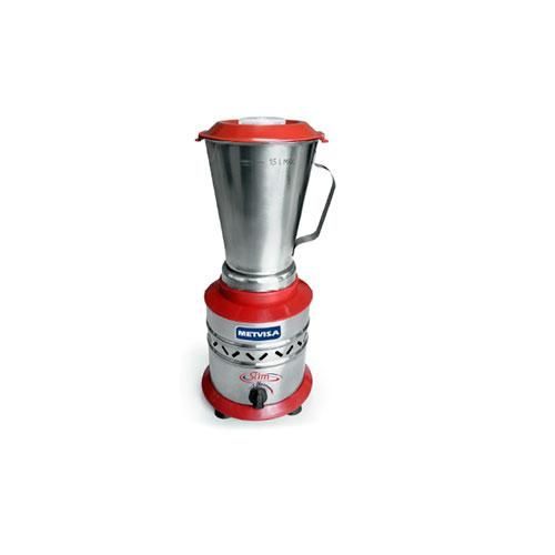 Liquidificador 1,5 litros Slim Alta Rotação 220v METVISA
