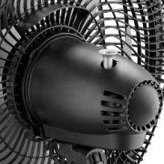 Ventilador Arno Turbo Silencio Maxx Repelente Preto 40cm - ARNO